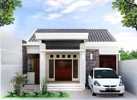 minimalis type gambar rumah minimalis terbaru 2020