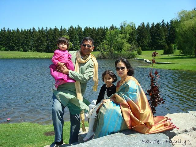 Sandell family