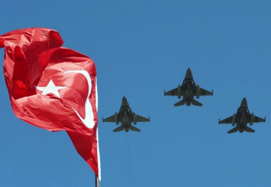 Πόσο έτοιμη επιχειρησιακά είναι η Τουρκική Πολεμική Αεροπορία σήμερα;