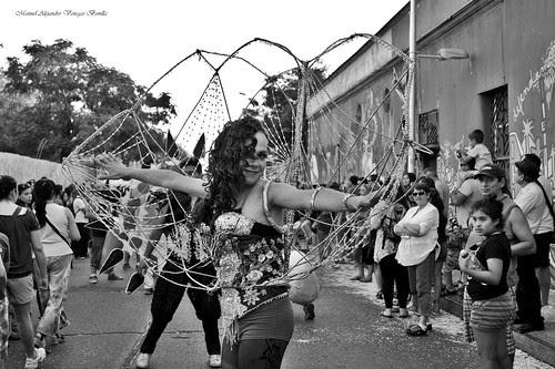Carnaval del Roto Chileno 2014 by Alejandro Bonilla