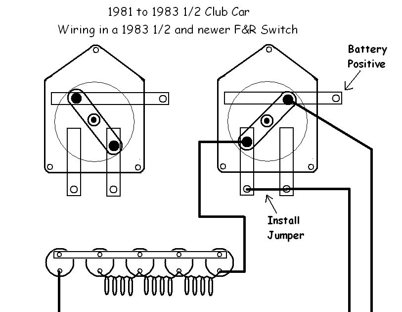 34 2004 Club Car Wiring Diagram 48 Volt