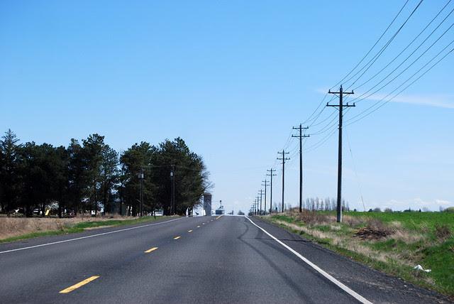 SR 170 west of Warden