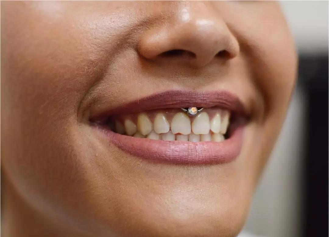 55 Impressive Smiley Piercing Ideas Trendy In 2018
