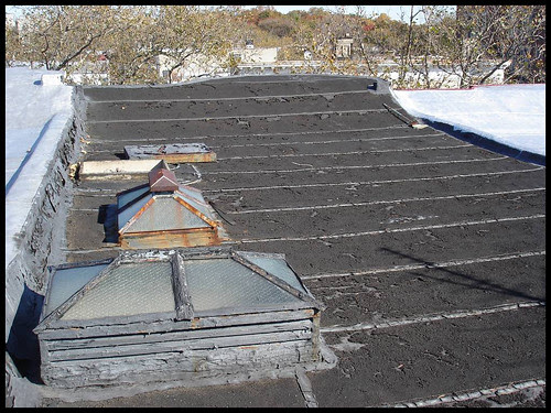 RoofBefore