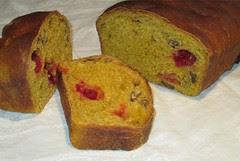 Cranberry-Pecan Pumpkin Loaves by Teckelcar