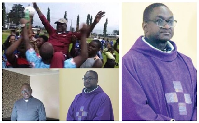 Catholic Priest Dies 4 Days After Escaping Kidnappers' Den (Photos)