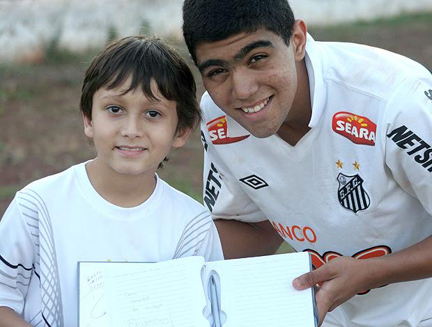Gabriel Santos geração moicanos sub-15 (Foto: Cahê Mota / Globoesporte.com)