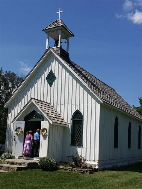 Balls Falls Chapel & Conservation Area, Vineland, Ontario