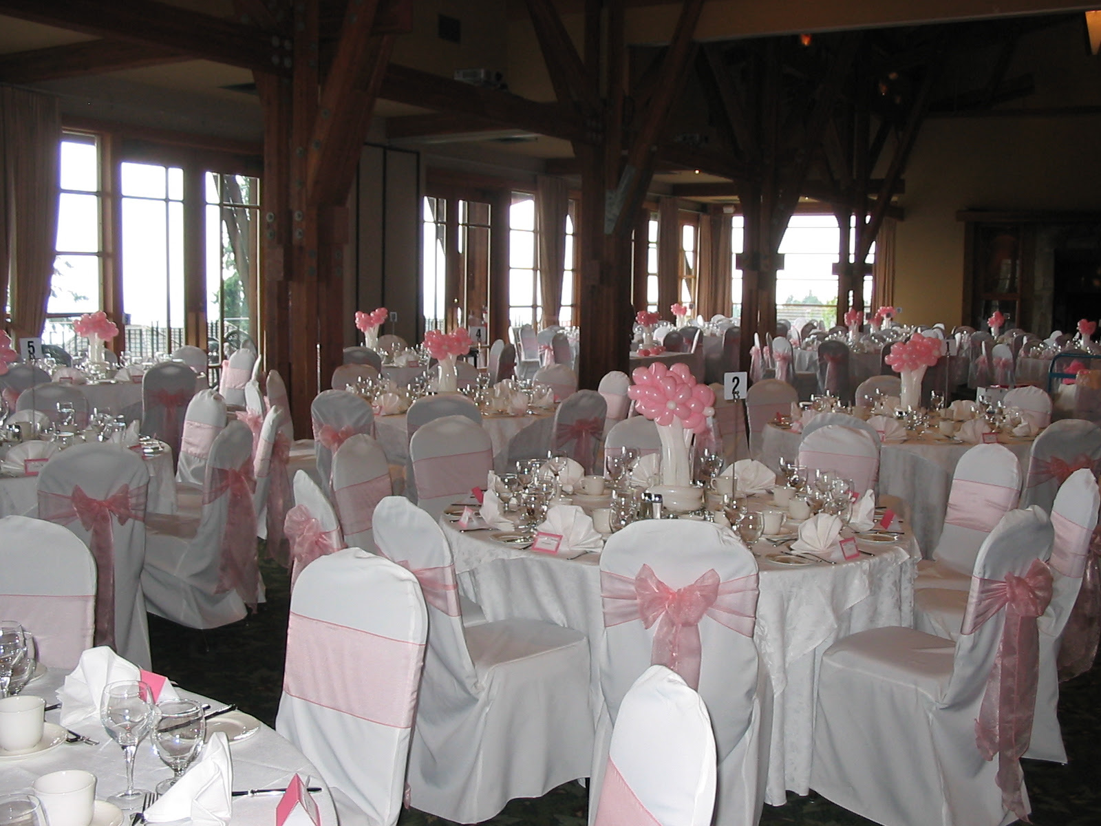 Balloons Wedding Decorations Party Favors Ideas