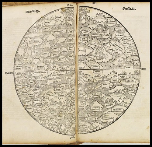 1491 World Map - Rudimentum Novitiorum