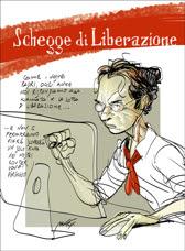 Schegge di Liberazione 2011 (copertina)