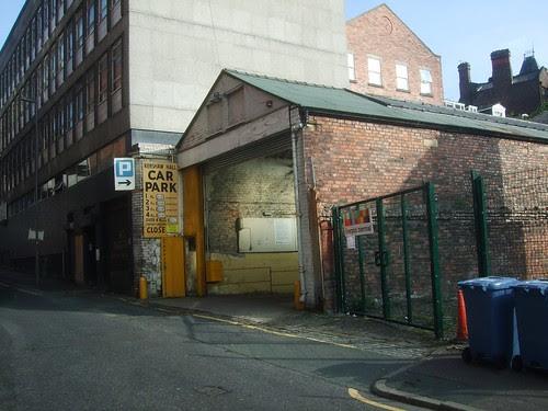 Renshaw Hall, Benson Street.