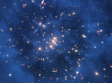 Le stagioni cambiano, anche per la materia oscura