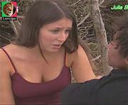 Julia Belard sensual no filme Ultima Aposta