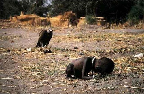 Photograph that changed the World by TeeJe - Fasting month...hibernating...