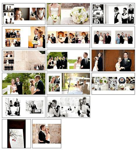 Wedding Album Template   Classic Design 1   WHCC Album