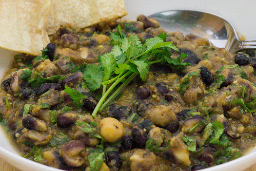 Blue Corn Pasole Stew