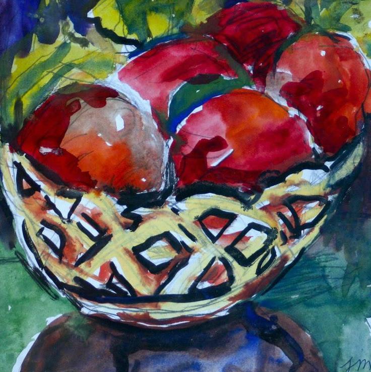 Ripe for the Pickin' , Josephine Mahaffey (1903-1982) born in Hopkins County, Texas.