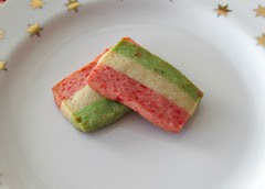 Spumoni Slices