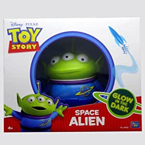 Download Amazon.com: Disney Toy Story 3 Exclusive Glow In The Dark Mini Figure Space Alien: Toys & Games