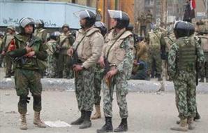 اشتباكات عنيفة بين متظاهرين وقوات الجيش الثالث أمام ديوان محافظة السويس