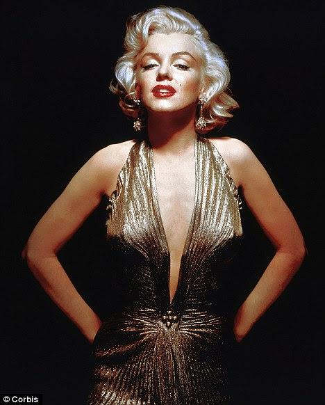 Tela deusa: Marilyn Monroe ainda é lembrado quase 50 anos após sua morte, mas Leo McKinstry argumentou que ela era realmente talento e preguiçoso