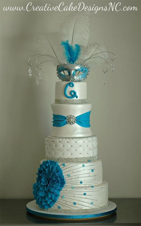 17 Best images about Quinceanera Cakes on Pinterest