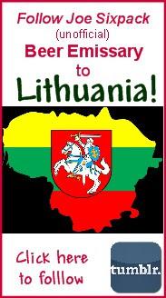 Joe Sixpack goes to Lithuania