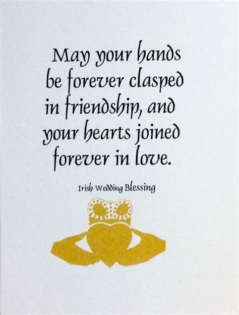 Irish wedding Blessing by GirlzGoodz on Etsy   Weddings
