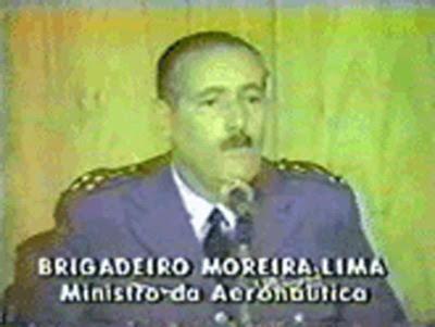 Menteri Pertahanan Udara, Brigadir  Octavio Moreira