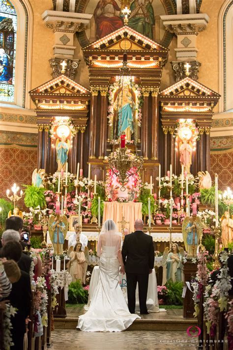 Immaculate Heart of Mary Church Weddings   Pittsburgh
