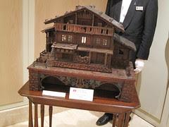 老房子音樂盒