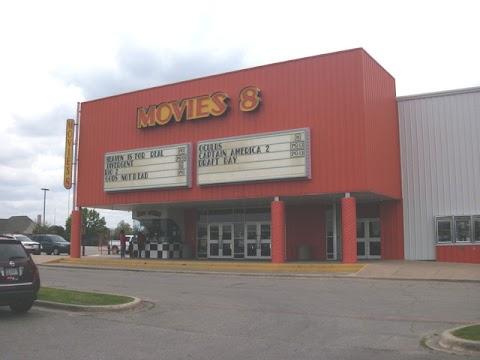 Cinemark Movies 8 Paris