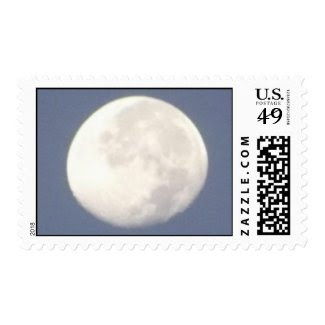Moon Shot Stamps