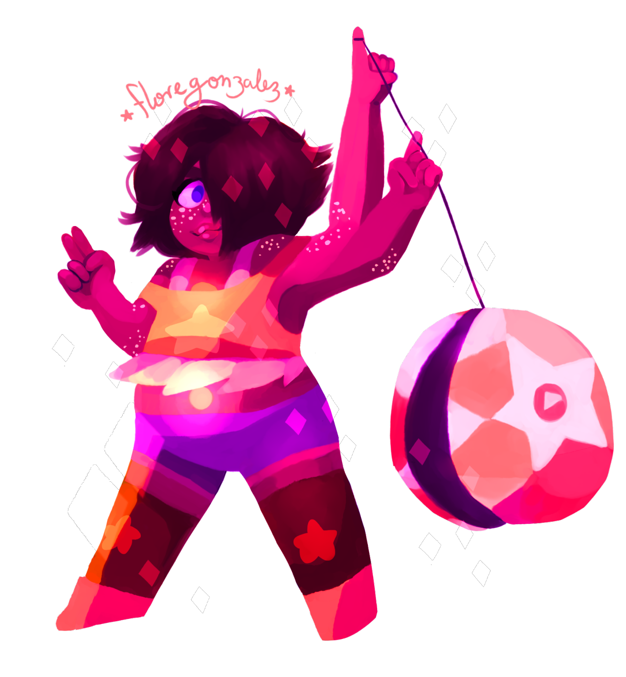 Smoky Quartz!! RedBubble | Speedpaint #eye strain