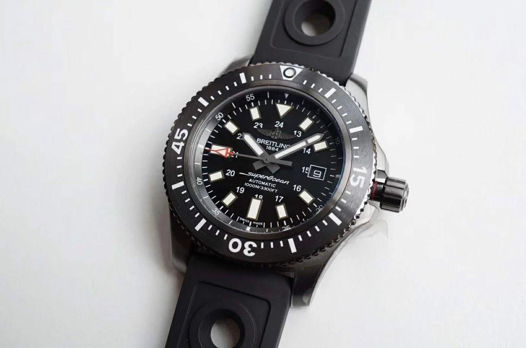 GF Replica Breitling BlackSteel