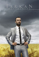 Tarkan poster for 2007 album Metamorfoz