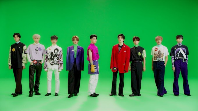 """NCTZENS Have Fun with NCT 127's Green Screen """"Sticky Mood Sampler"""" Video"""