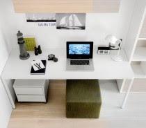 Green white study