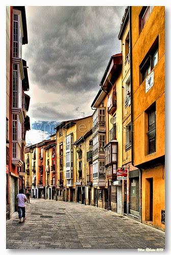 Rua de Vitoria by VRfoto