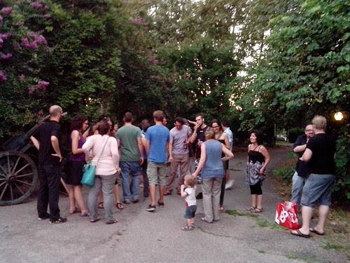 Festa con tutti a sorpresa by Ylbert Durishti