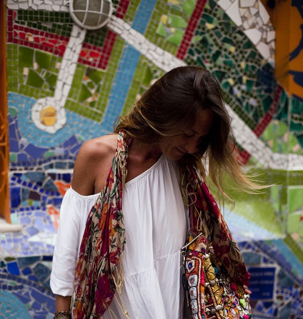 Habitually Chic Beautiful In Buenos Aires: Glamcanyon: Buenos Aires: Hippie Chic