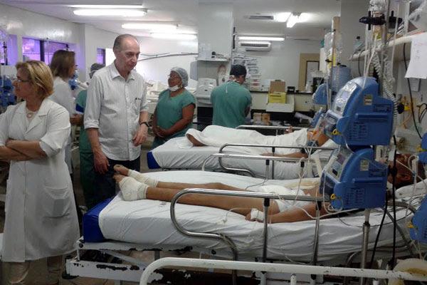 Resultado de imagem para Hospital Walfredo Gurgel: