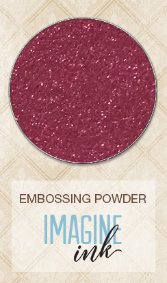 Embossing Powder - Garnet