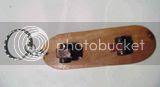 Gantungan Kunci Skate Board