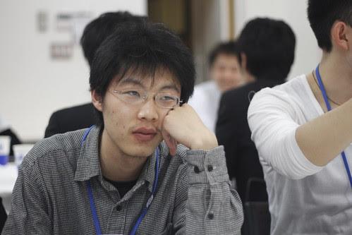 Zifeng ponders
