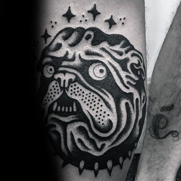 50 Simple Traditional Tattoos For Men Old School Design Ideas