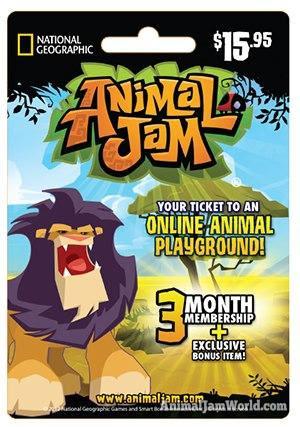 Image result for animal jam lion card