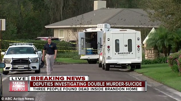 The murdered couple both worked at Lake Gibson Middle School in Polk County