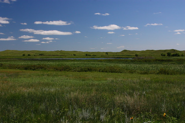 Sandhills Wildlife Refuge